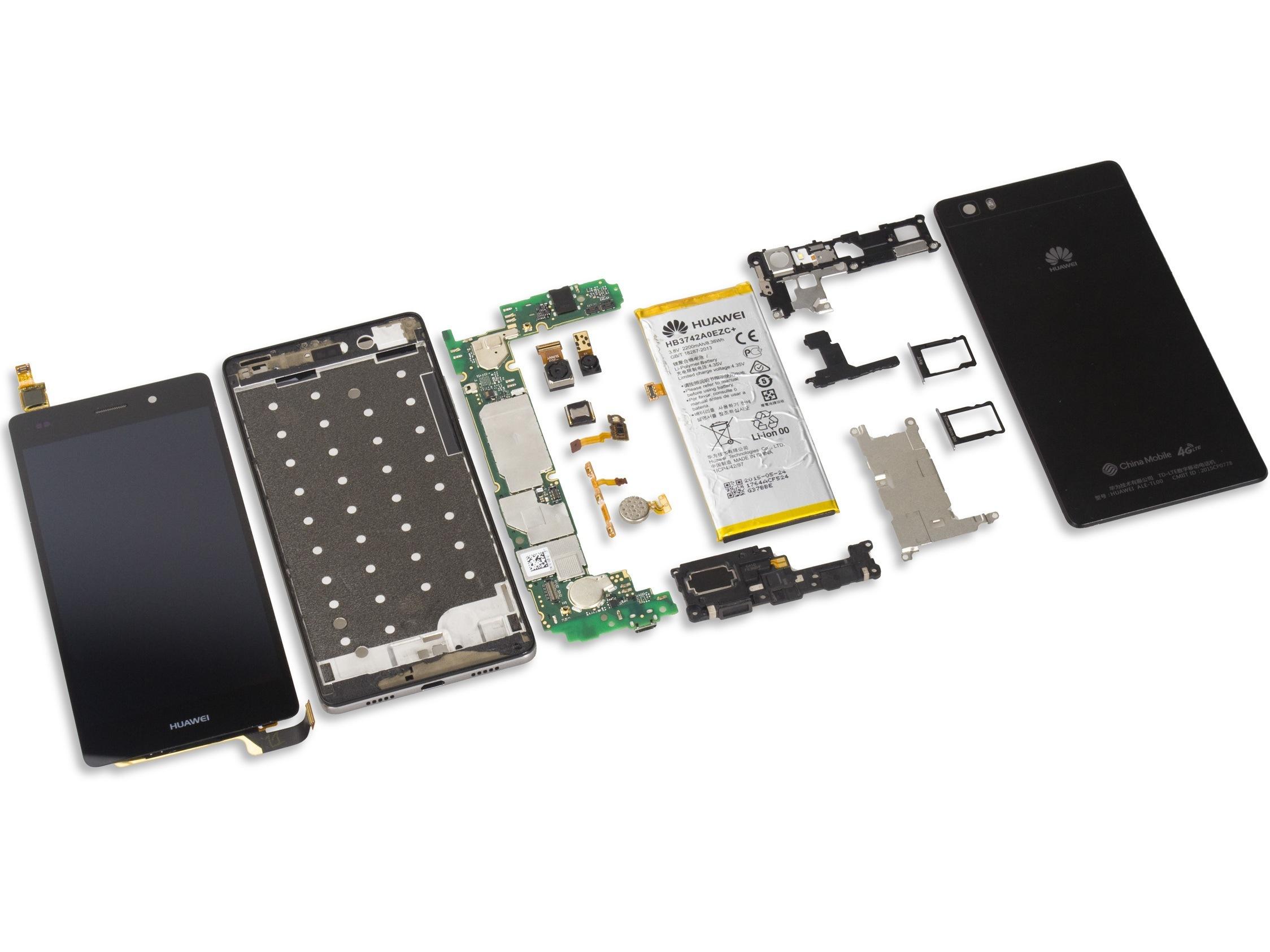Reparar Huawei Sanlúcar