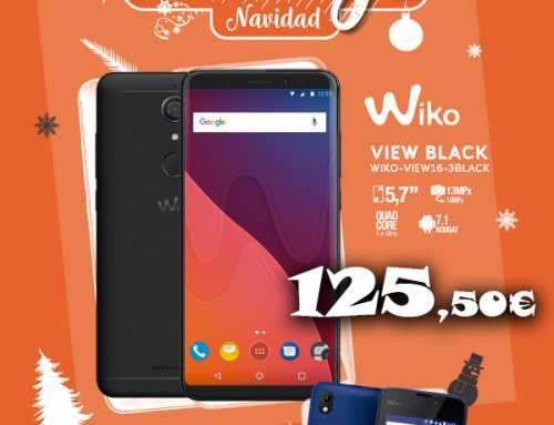Ofertón en móviles Wiko View y Sunny Max